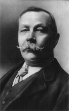 Arthur Conan Doyle photo