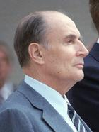 François Mitterrand photo