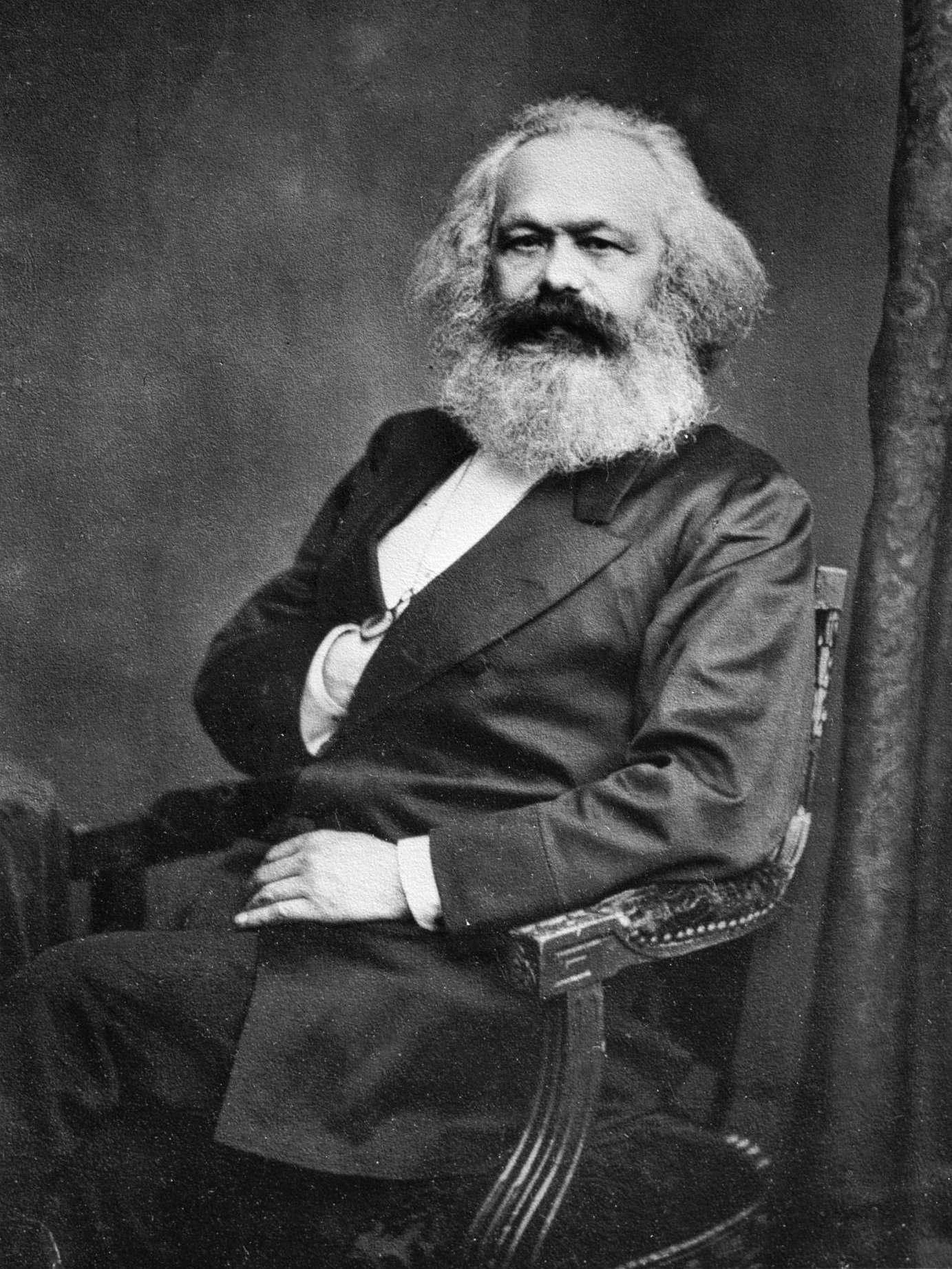 Marx Karl politikai nézetei