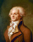 Maximilien de Robespierre photo