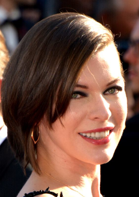 Milla Jovovich quotes (8 quotes)   Quotes of famous people