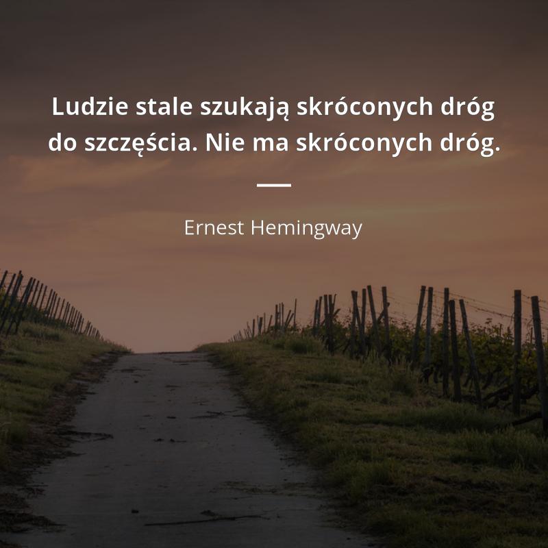Ernest Hemingway Cytaty 539 Cytatów Cytaty Sławnych Ludzi